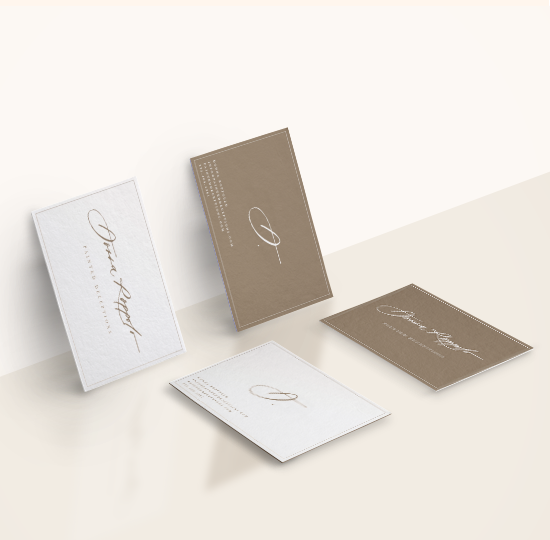 Donna Roppolo Business Card Sets